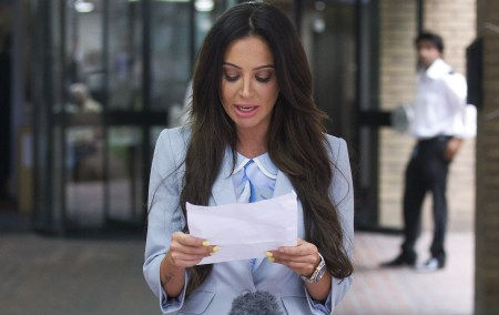 TULISA CONTOSTAVLOS                                                              THE SINGER walked free after Sun on Sunday undercover reporter Mazher Mahmood was caught lying in the witness box ...    Photo: PA